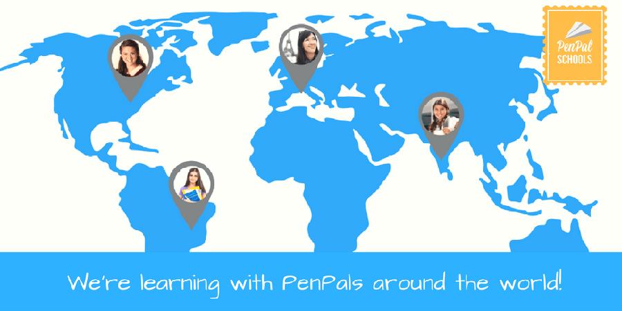 Log In ❘ PenPal Schools